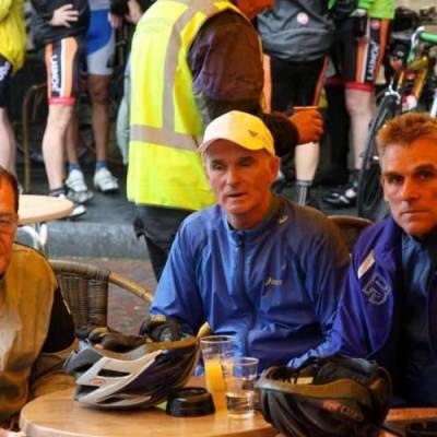Het begin: Etapas Tour 2012